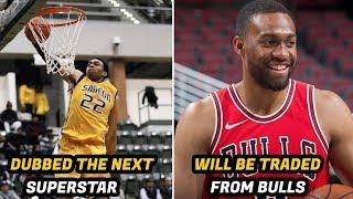 What Happened to Jabari Parker's Superstar NBA Career?