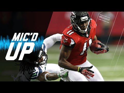 Falcons vs. Seahawks Mic