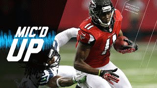 Falcons vs. Seahawks Mic'd Up NFC Divisional Round Playoffs (2012) | NFL Films | Sound FX
