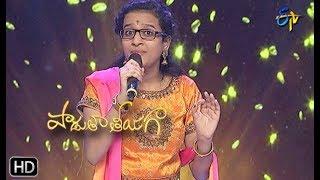 Maate Mantramu Song | Harshitha Performance | Padutha Theeyaga | 20th October 2019 | ETV Telugu