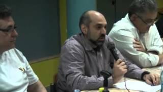 """""""La III República como paradigma del cambio social"""", charla debate."""