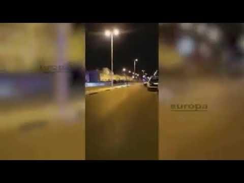Disturbios en La Línea por un muerto en una persecución