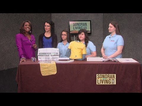Girls Leadership Academy of Arizona invention saves lives, takes them to MIT