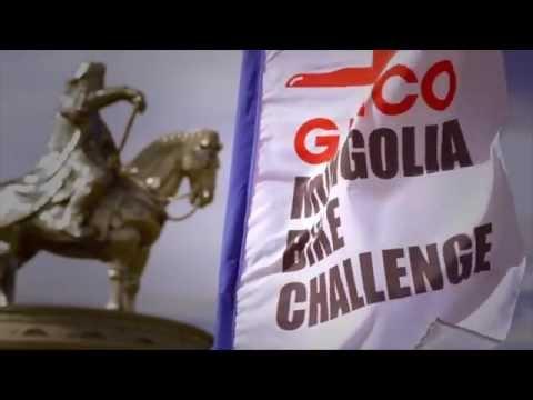 TOTAL SPORT - Mongolian Bike Challenge