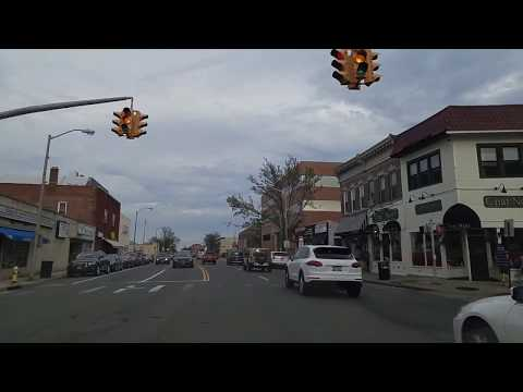 Driving from Cambria Heights in Queens to Oceanside in Nassau,New York