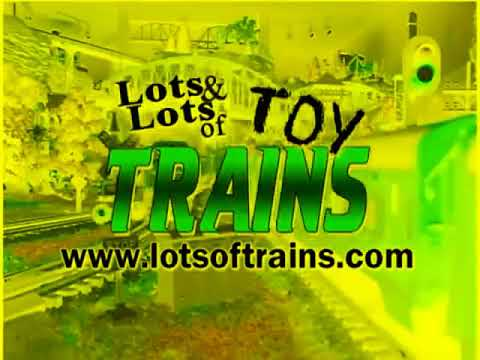 Lots And Lots Of Toy Trains Effects Sponsored By Preview 2 Effects