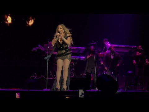 Mariah Carey - Shake it off (All the Hits Tour) Live @ Oracle Arena July 21, 2017