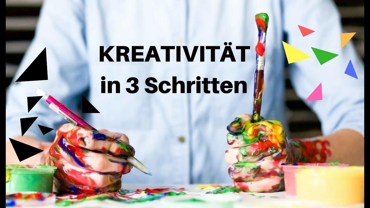 Kreativ Werden
