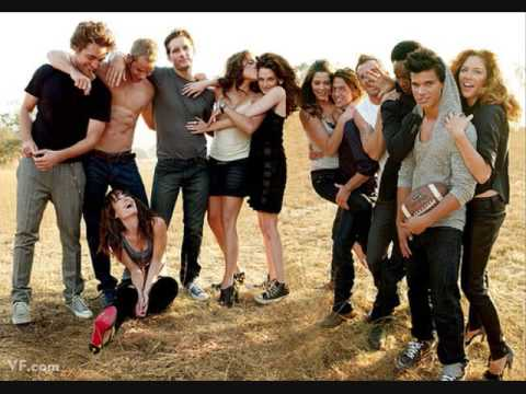 twilight cast vanity fair photoshoot youtube