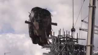 Floating Mountains Rise Up Above Pandora: World of Avatar at Disney