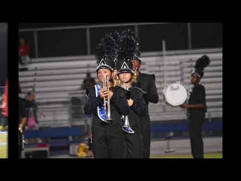 NPHS Marching Band @ Color Guard