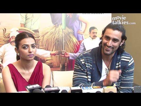Radhika Apte And Kunal Kapoor Talk About...