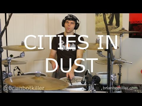 "DRUM COVER: Junkie XL -- ""Cities In Dust"""