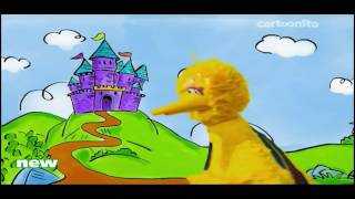 Cartoonito UK Sesame Street New Show Promo
