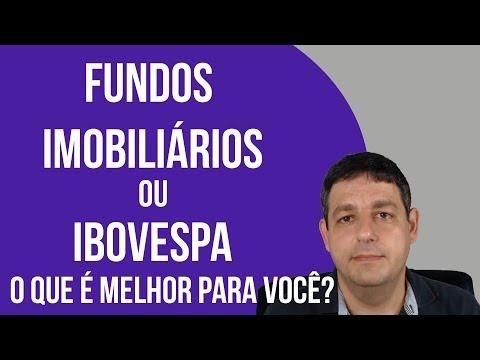 Fundos Imobiliários ou Ibovespa?