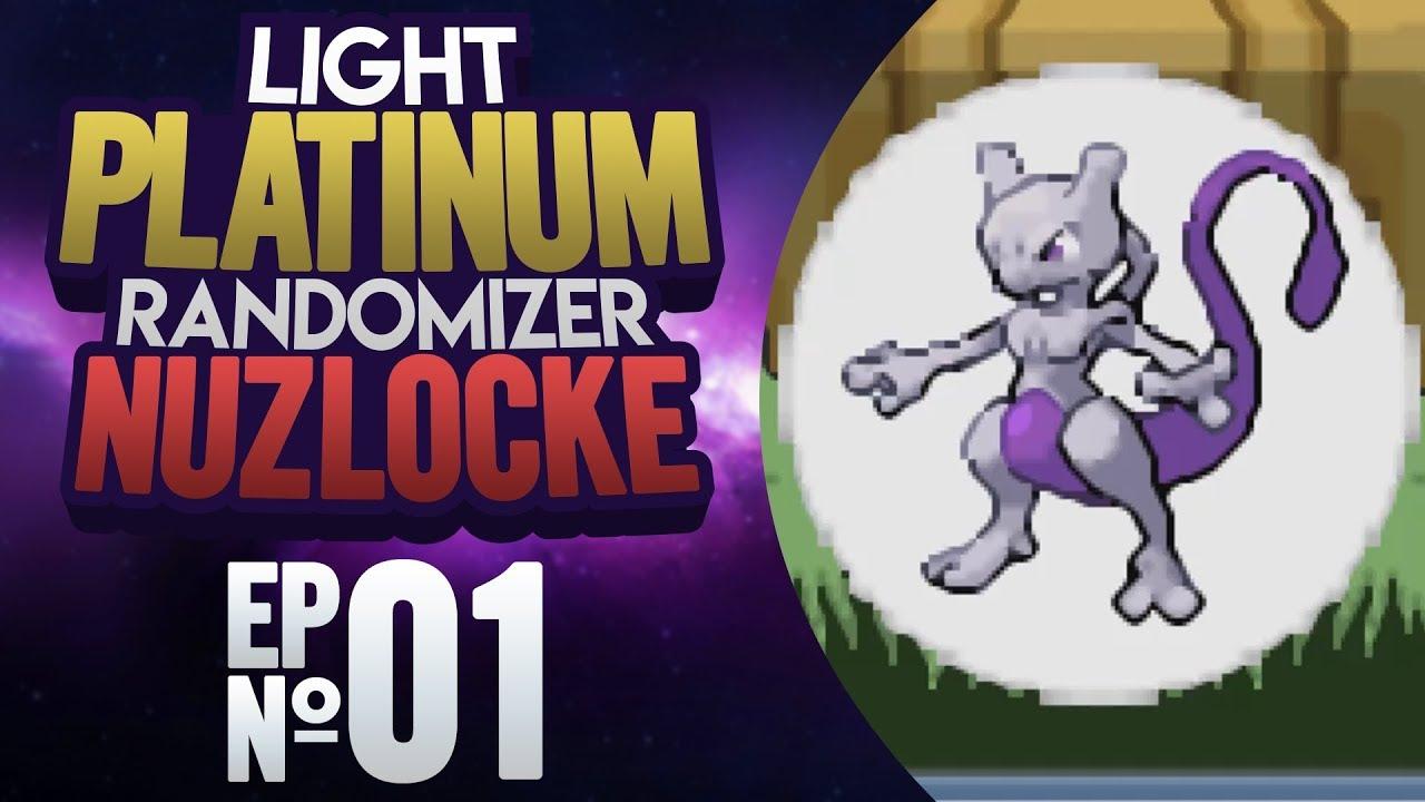 Pokemon platinum randomizer nuzlocke download