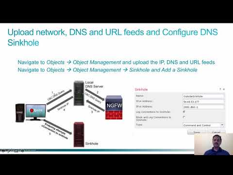 DNS policy on Access Control Part 4 - YouTube