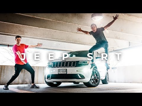 Can America Build a Sports SUV? - JEEP SRT REVIEW