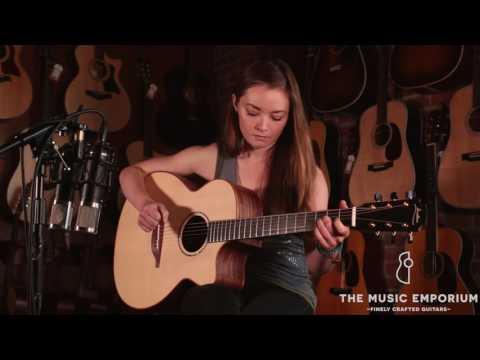 Lowden O-35C Chechen Rosewood & Alpine Spruce @ The Music Emporium