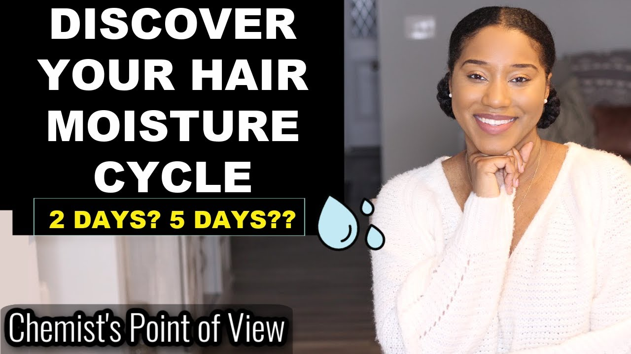DISCOVER YOUR HAIR MOISTURE CYCLE TODAY!