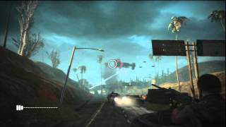 Terminator: Salvation (PS3) Gameplay