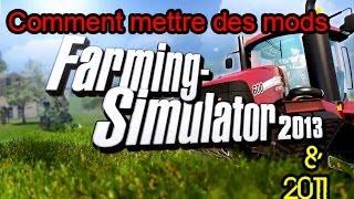 [TUTO] Comment mettre des mods sur Farming Simulator 2013 [HD-FR]