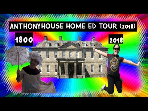 ANTHONY HOUSE HOME-ED TRIP (2018) |THAT WHACKY FAMILY