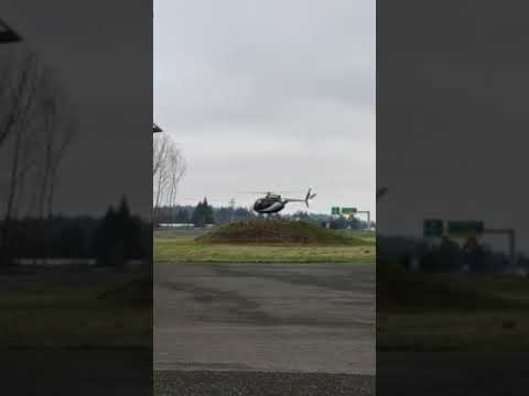 H500C Helicopter