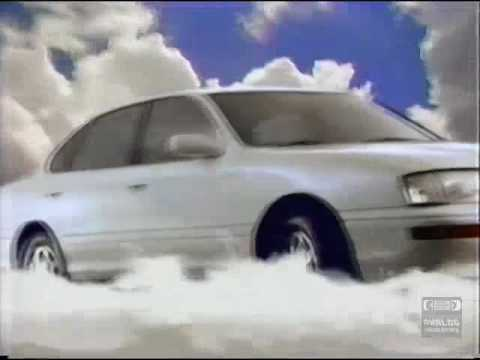 Toyota Avalon | Television Commercial | 1995