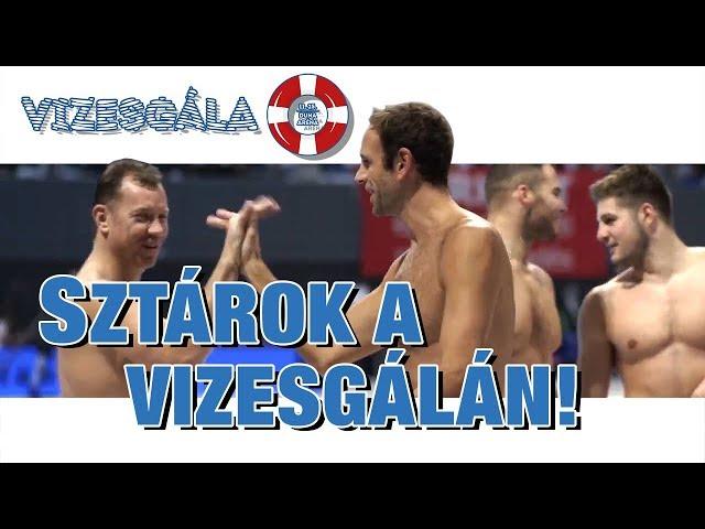 Sztárok a Vizesgálán!