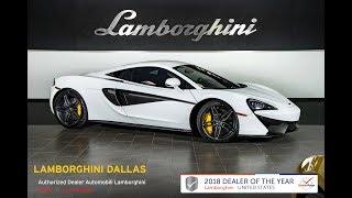 2017 McLaren 570S Silica White LT1144