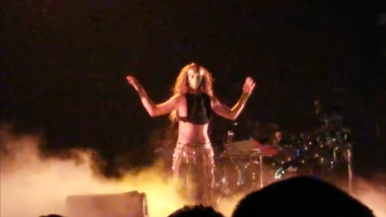 Download Whenever Wherever (Intro) - Shakira @ El Dorado World Tour