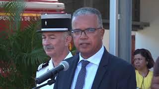 Actualité - La nouvelle caserne des pompiers de Saint-André