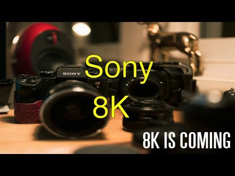 8K Sensor For The Sony A7siii & A7rIV
