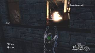 splinter cell deniable ops insurgency pack gameplay Xbox 360