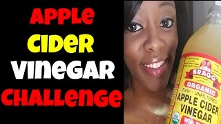 Bragg Apple Cider Vinegar Challenge + Intermittent Fasting | 70 lb Weight Loss Journey