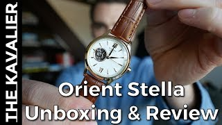 Orient Stella Review - Best Value in Small Watches?