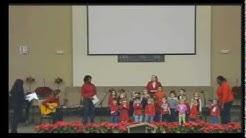 Kenly Missionary Baptist Church Christian Childcare Christmas Program December 19th 2013
