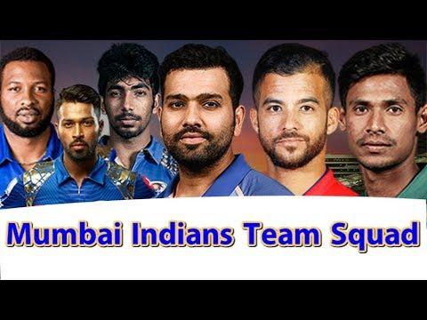 IPL 2018: Mumbai Indians Team Full Squad | Sports Tak