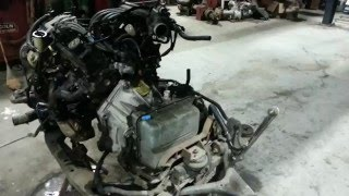 2001 Ford Taurus Engine Compartment & Removal Mp3
