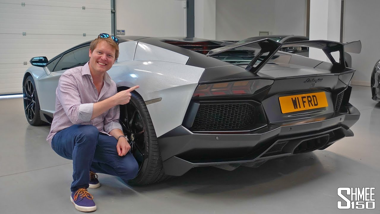 The Only Lamborghini Aventador With This Feature