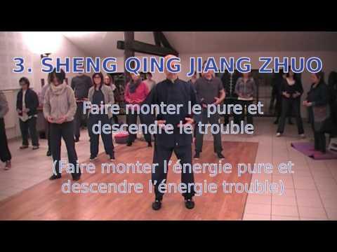 Dao Yin Liu He Gong 六合功  (Qi Gong des 6 Harmonies)