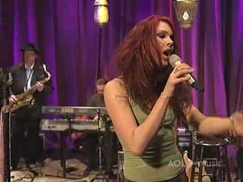 Joss Stone - Right To Be Wrong (Live at AOL Sessions)