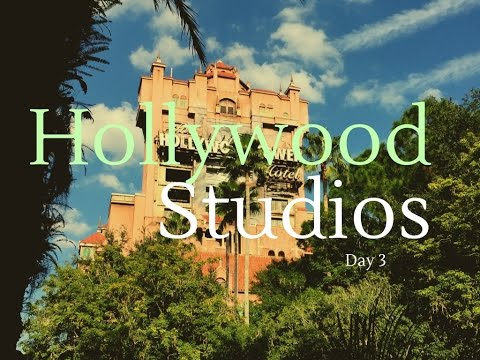 Hollywood Studios Day 3 | Part 2
