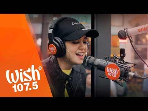 "Sue Ramirez Performs ""While We Are Young"" (Keiko Necesario) LIVE On Wish 107.5 Bus"