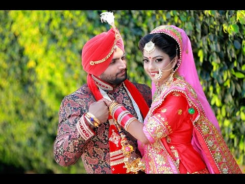 Wedding Story Of || Navjot + Vikramjeet ||
