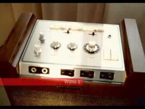 KEIO DONCA-MATIC DE 20 - Analogue Rhythm Machine From 1966