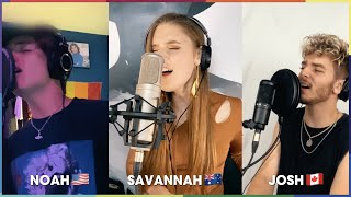 Now United x Pepsi - Noah, Josh & Savannah - 'This City' by Sam Fischer