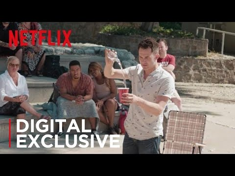 Magic For Humans | Justin Willman Makes This Guy Think He's Invisible | Netflix