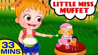 Little Miss Muffet, Incy Wincy Spider And Other Baby Hazel Nursery Rhymes
